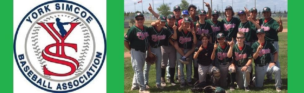 Phoenix Minor Midget 16u Team Wins The 2019 YSBA Playdown Qualifier, Heading To OBA Provincials In Kitchener On Labour Day Weekend